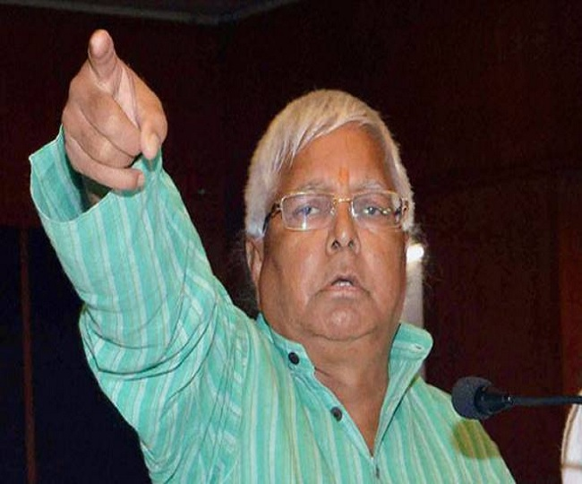 'Still alive despite thousand wounds': Lalu Prasad Yadav joins outcry against vexed Citizenship Act