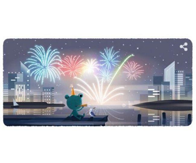 happy new year 2020 google celebrates new year s eve with special doodle happy new year 2020 google celebrates