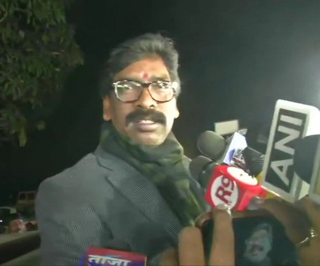 Hemant Soren to be sworn in as Jharkhand CM on December 29