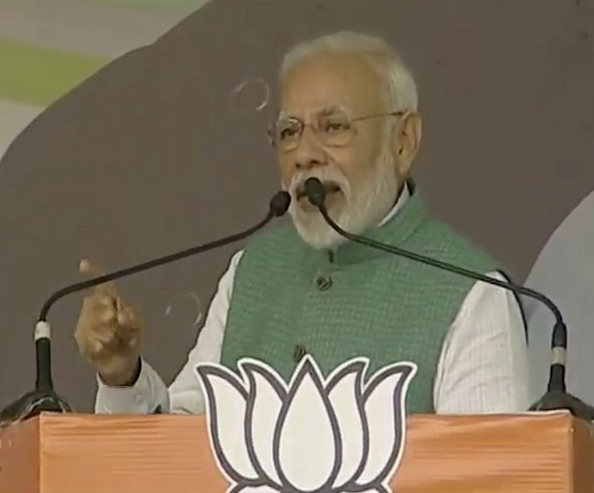 Jharkhand Assembly Elections 2019 | 'Speaking Pakistan's language': PM Modi's scathing attack at Congress over CAA