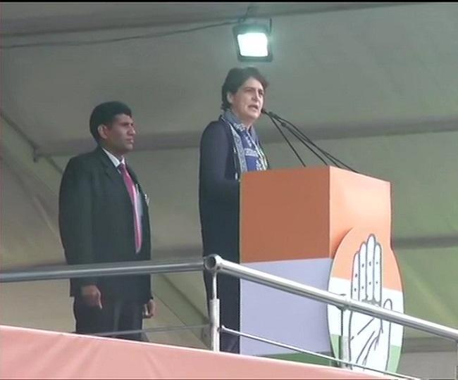 'Modi hai mumkin hai': Priyanka Gandhi's taunt at BJP over economy, farmers' distress
