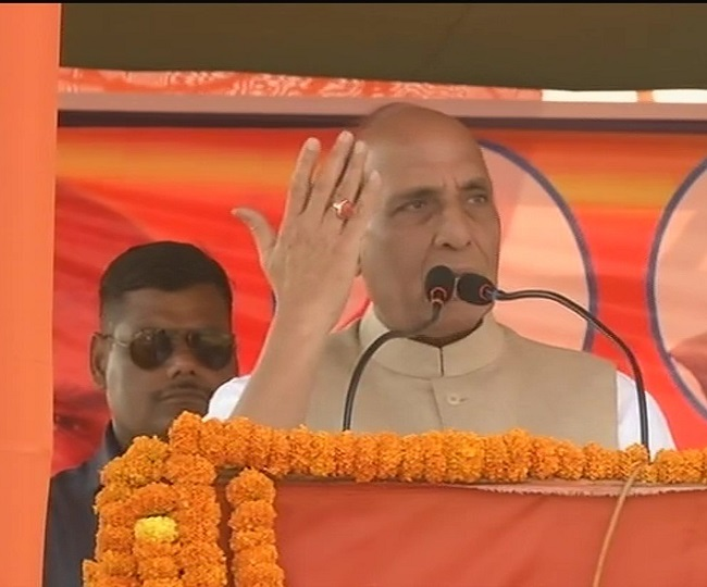 Jharkhand Assembly Polls 2019   'We will implement NRC across India,' says Rajnath Singh