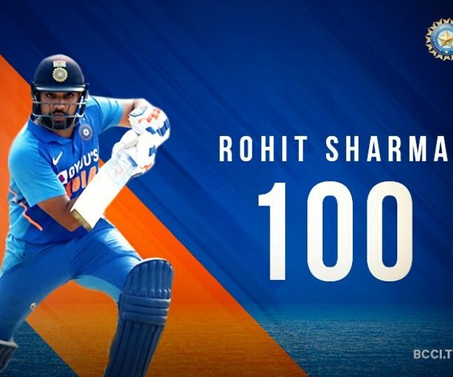India vs West Indies, 2nd ODI: Rohit Sharma surpasses MS Dhoni's record of hitting most sixes in ODIs at home
