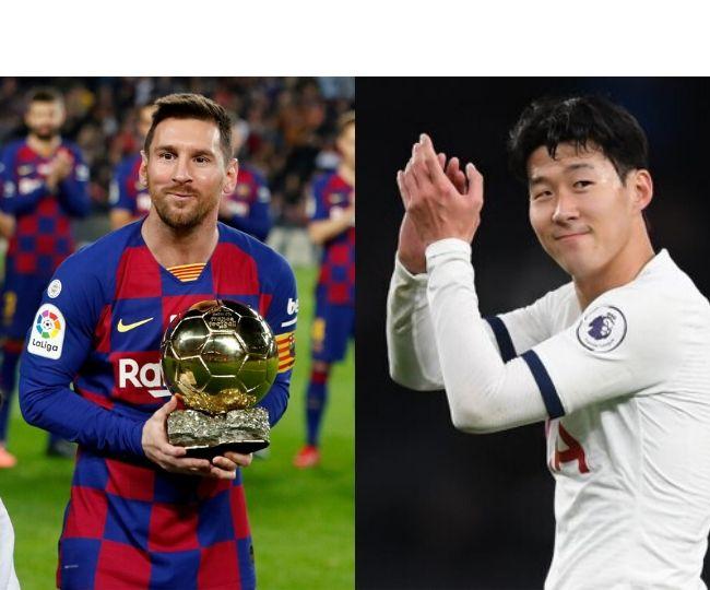 European Football: Heung Son Min scores 'Goal of the Season'; Messi celebrates Ballon d'Or with hat-trick