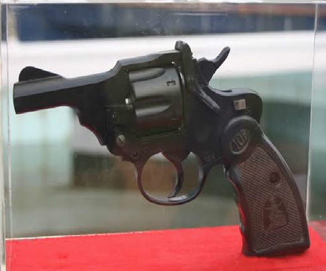 'Nirbheek Revolver': Handy, self-defence weapon specially designed for women