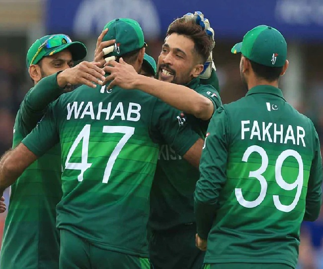 Players had no plans for 'special' celebration against India: Pak team manager
