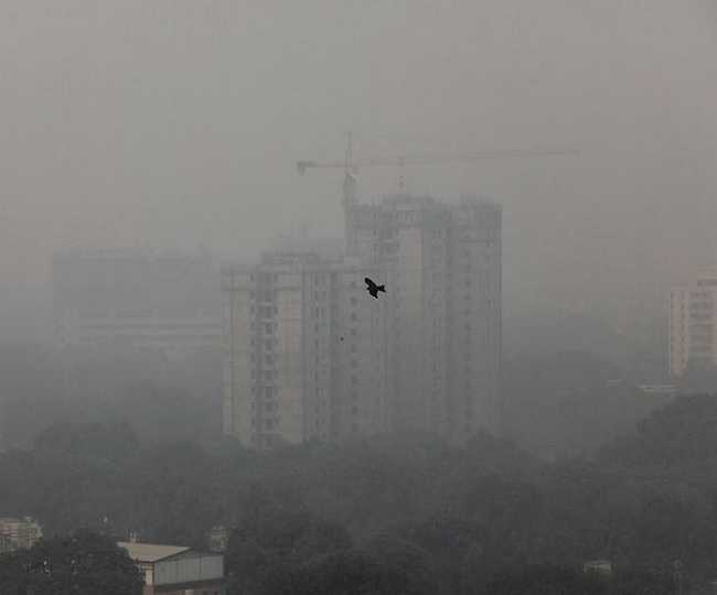 Delhi Air Pollution: As Delhi gasps for breath, 32 flights diverted from IGI due to low visibility