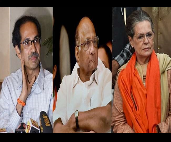Consensus on Udhav Thackeray as CM, says Sharad Pawar after Sena-Cong-NCP meet | Highlights