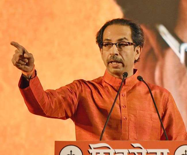 Maharashtra Impasse   After talks with Pawar, Uddhav Thackeray to meet Governor Koshyari today to stake claim to form govt