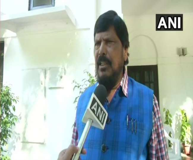 Maharashtra Govt Formation | Ramdas Athawale suggests 60:40 formula, says 'will talk to BJP if Shiv Sena agrees'