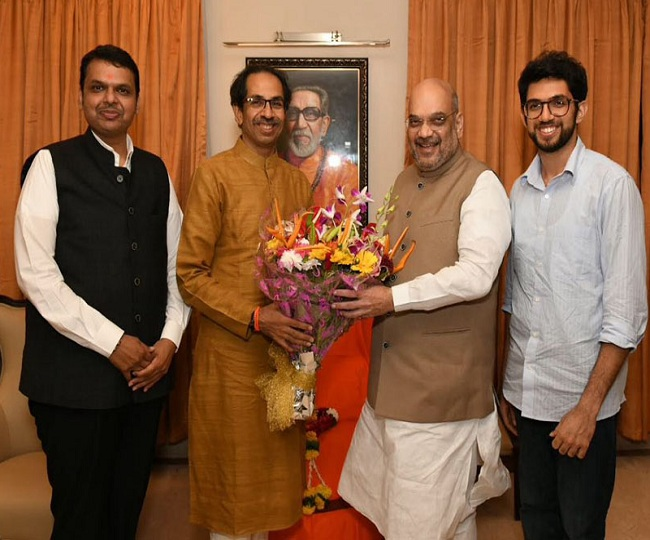 'Will wait and watch, but won't compromise on CM post', say BJP sources as Sena continues muscle flexing