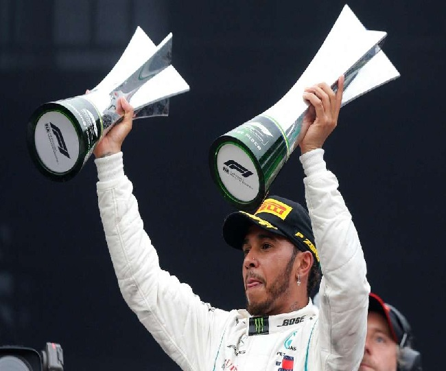 Formula 1: Lewis Hamilton wins sixth title, one away from Michael Schumacher's all-time record