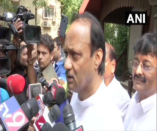 Maharashtra Govt Formation: NCP's Ajit Pawar puts onus on Congress for delay, says 'we can't decide on it alone'