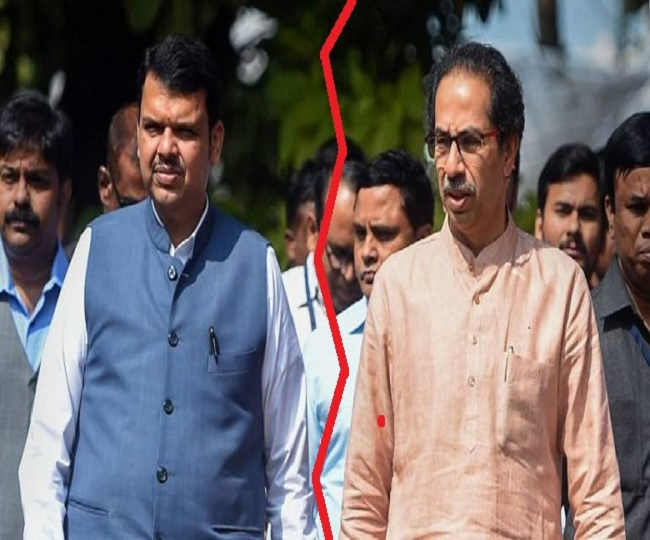 'Supported Hindutva when nobody touched it': Shiv Sena accuses BJP of announcing its ouster from NDA