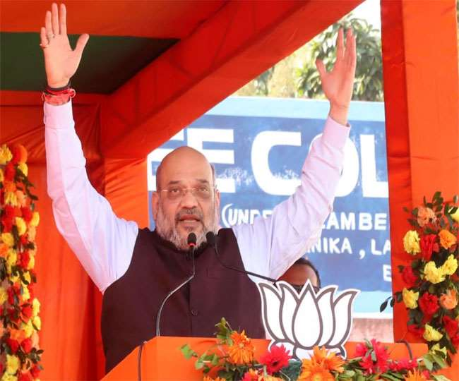 Jharkhand Assembly Elections 2019: Amit Shah kicks off campaign with sharp attack on Congress, cites Ayodhya, Kashmir