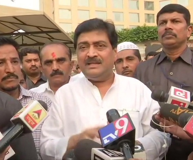 Maharashtra Govt Formation: 'BJP trying to gain more time from SC,' says Ashok Chavan | Highlights