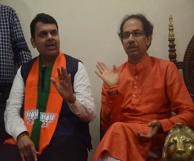 Maharashtra Impasse   After fortnight of tussle between allies over govt formation, BJP set to meet Governor today