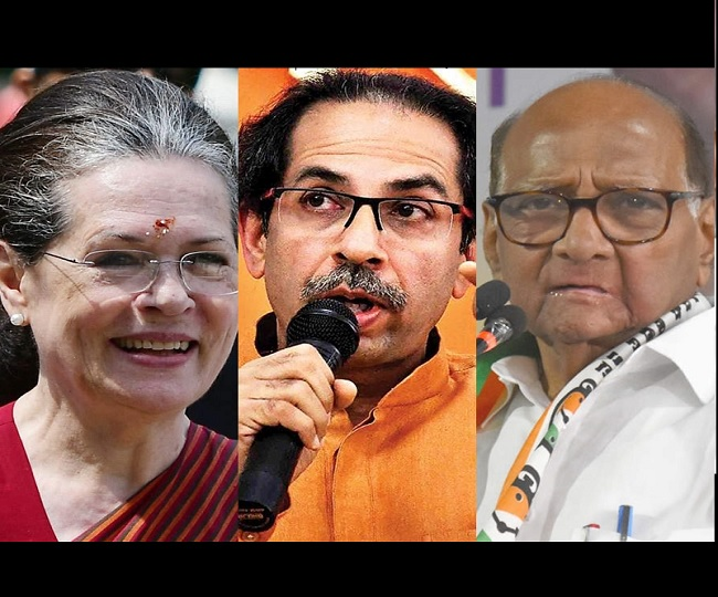 'Mockery of Constitution': Congress, Shiv Sena hit out at Maharashtra Guv, center over President's rule in state