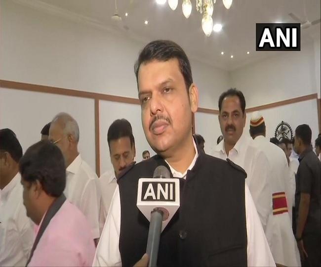 Maharashtra Govt Formation | Fadnavis thanks Ajit Pawar for supporting BJP, promises a stable government