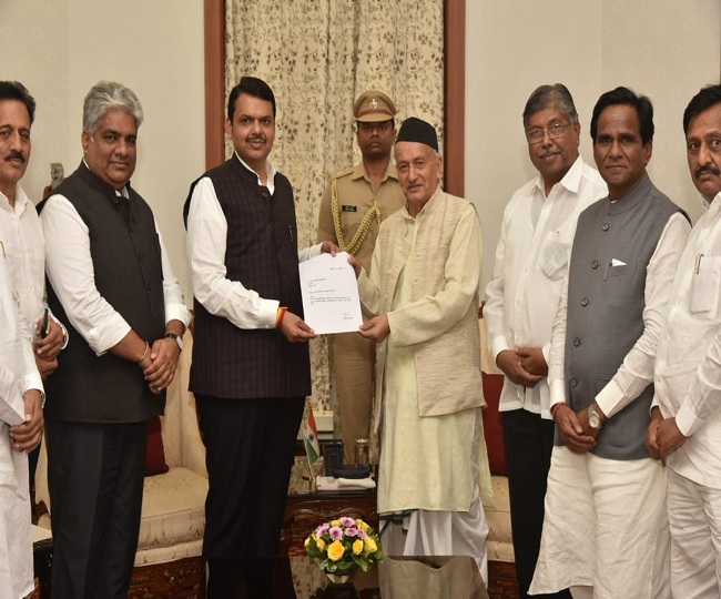 Maharashtra Coup | Devendra Fadnavis, CM for 80 hours, resigns; says 'don't have numbers'
