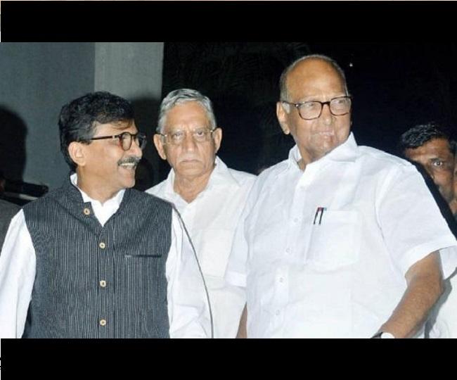 Alternate govt in Maharashtra? Amid BJP-Sena deadlock, Sanjay Raut meets NCP chief Sharad Pawar