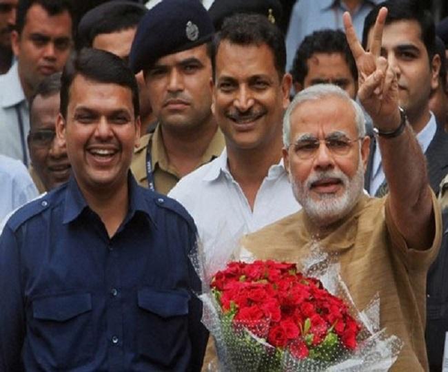 Maharashtra Govt Formation | PM Modi, Amit Shah congratulate Devendra Fadnavis, Ajit Pawar on taking oath as CM and Deputy CM