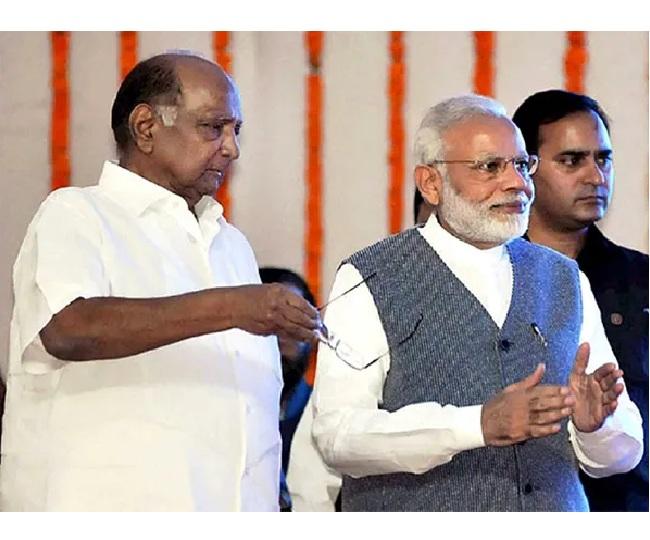 Sharad Pawar's meeting with PM Modi on agrarian crisis amid Maharashtra deadlock raises eyebrows