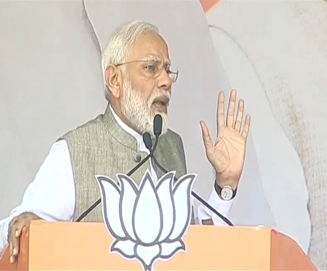 Jharkhand Assembly Polls 2019 | 'Naxalism an issue due to political instability, need to give stable govt here': PM Modi