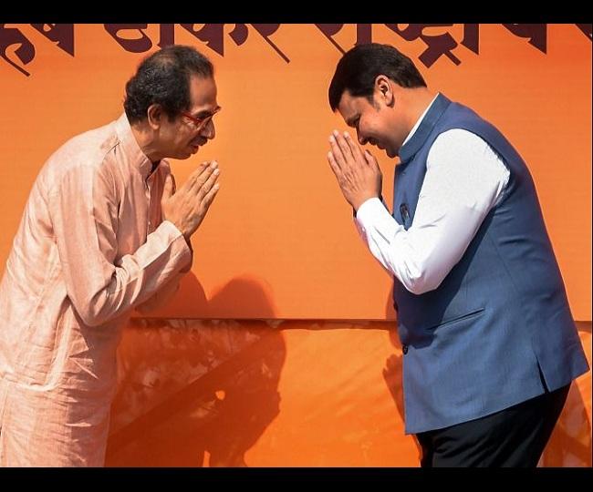 Fadnavis' resignation paves way for Sena-NCP-Congress govt, Uddhav set to become Maharashtra CM