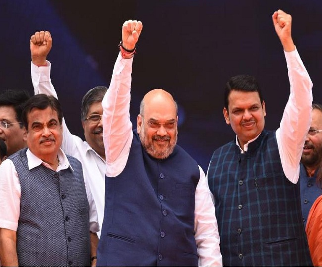 Amid deadlock with Shiv Sena, BJP invited by Governor to form govt, floor test on Monday