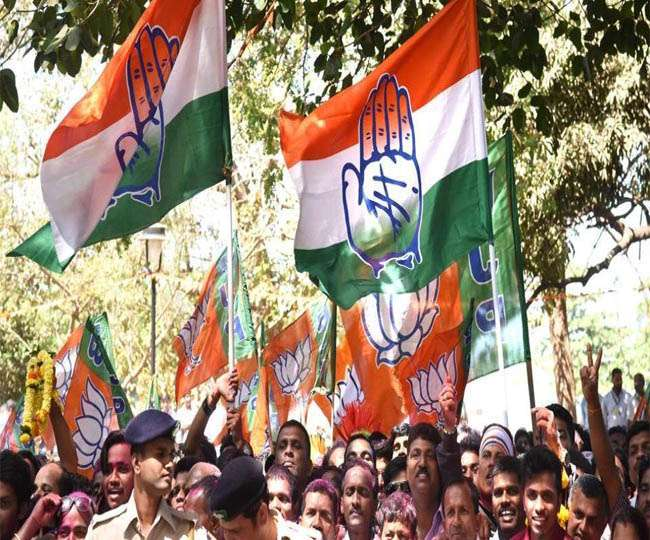 Bypoll 2019: BJP wins both seats in Himachal, faces tough task against Congress in Punjab and Gujarat