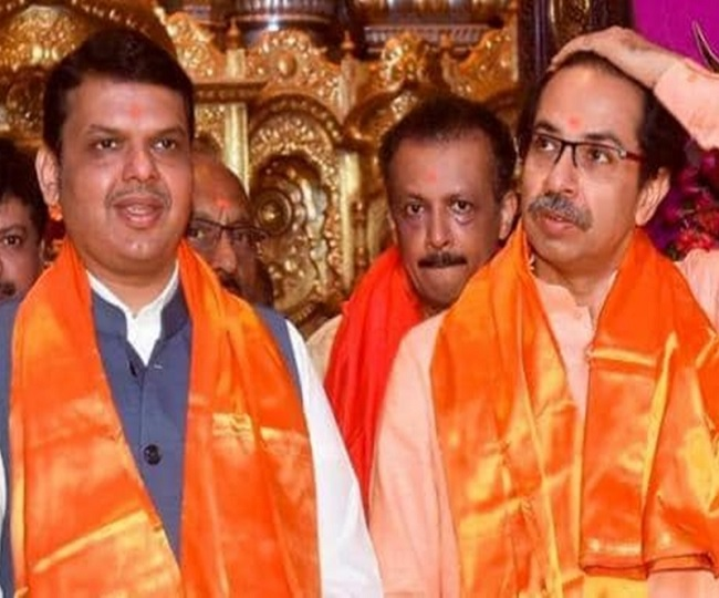 Maharashtra Govt Formation: BJP, Shiv Sena meet Governor separately amid feud over CM post
