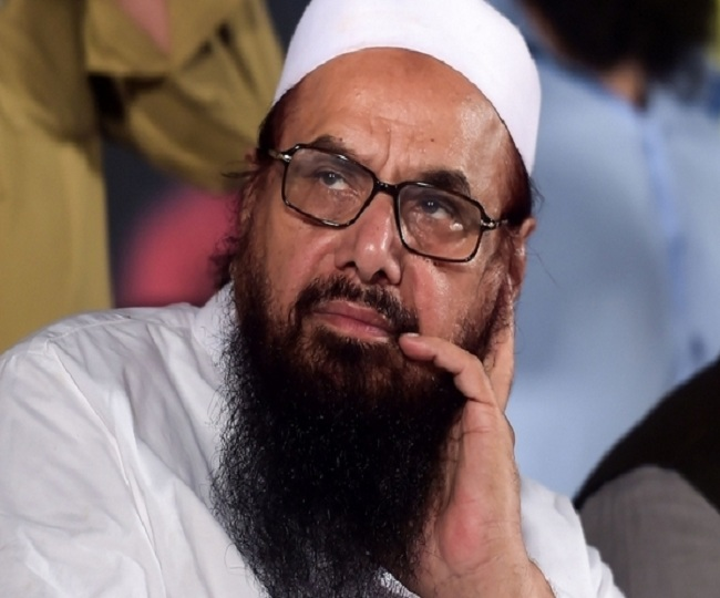 Pakistan did not take action against Hafiz Saeed, other terrorists: FATF Report