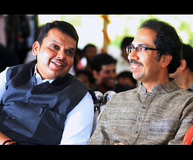 Maharashtra power tussle: Sena cancels BJP meet after Fadnavis denies sharing CM post