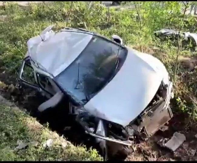 Four national-level hockey players killed in car accident in Madhya Pradesh's Hoshangabad