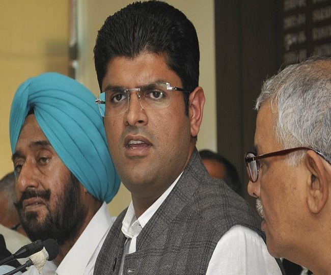 Haryana Assembly Election Results | Congress reaches out to Dushyant Chautala as state heads for hung House