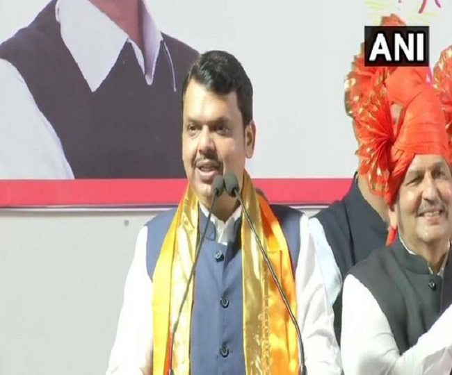 BJP readies Fadnavis for CM post while Sena flexes muscle over 50:50 demand, makes him legislative party leader