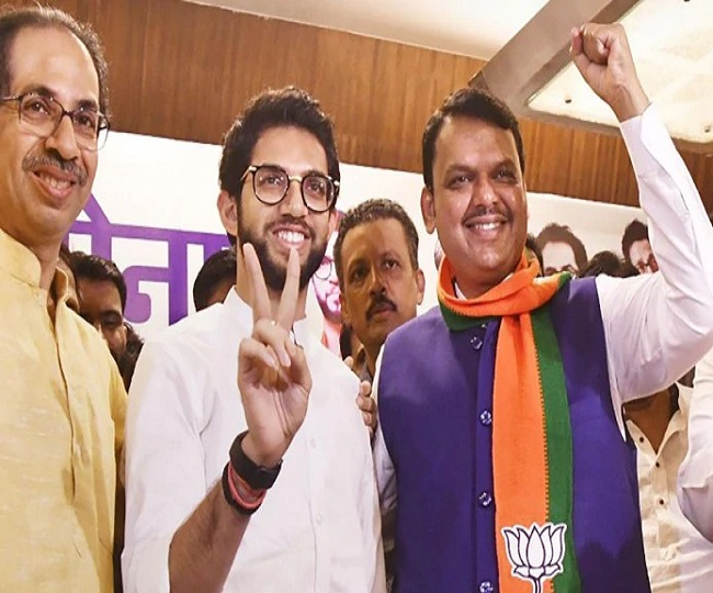 Maharashtra Assembly Election Result 2019 | Full list of winners of BJP, Shiv Sena, Congress and NCP candidates