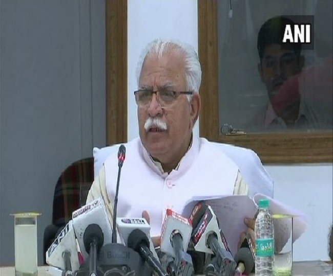 Haryana Govt Formation: Manohar Lal Khattar to take oath as Chief Minister today | Key Points