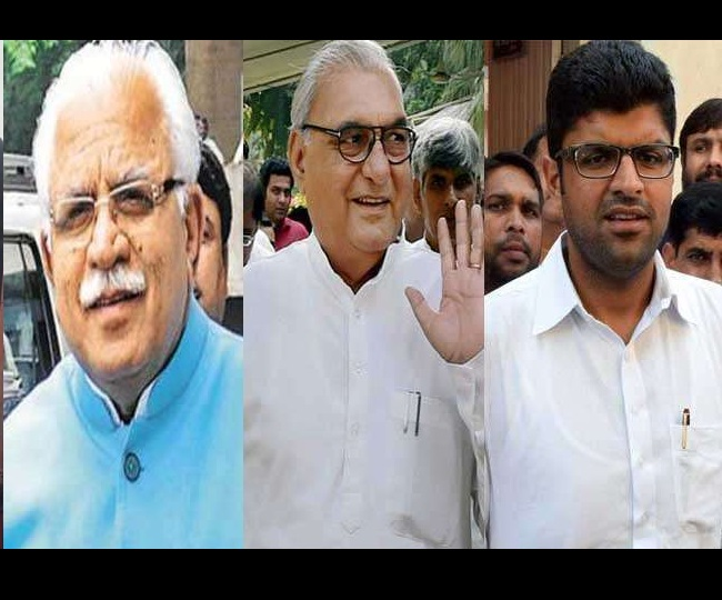 Haryana Assembly Elections Result 2019 | Full list of winners of BJP, Congress, JJP and INLD candidates