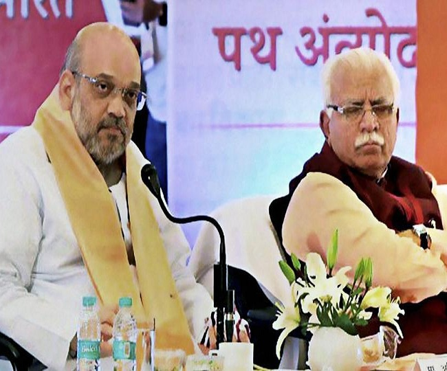 BJP set to form govt in Haryana with Independents' support, Khattar may take oath tomorrow | Updates