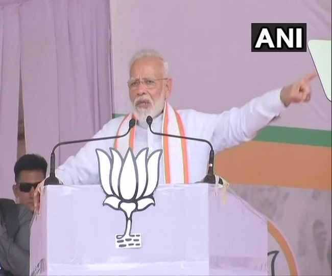 Maharashtra Assembly Elections 2019 | 'They lack guts': PM Modi dares opposition to bring triple talaq, Article 370 back