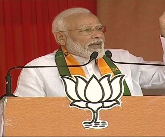 Haryana Polls 2019 | 'What was called temporary lasted for 70 years': PM Modi slams Congress over Article 370