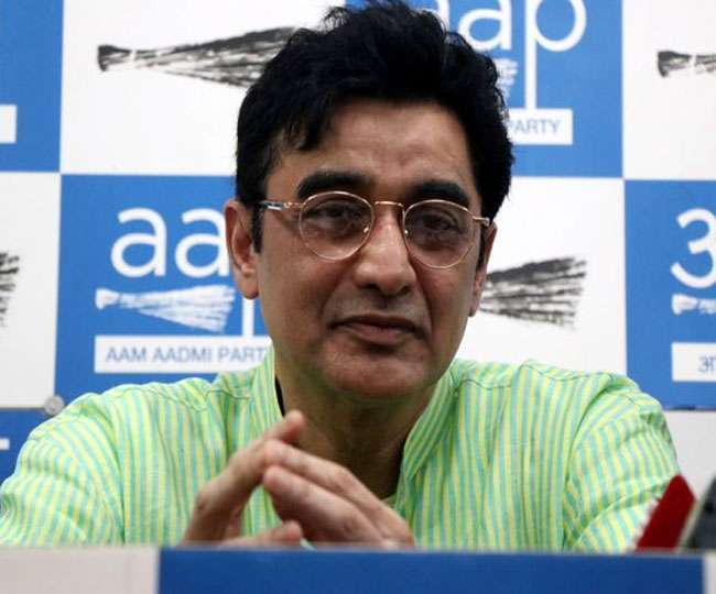 Former Jharkhand Congress chief Ajoy Kumar joins AAP ahead of assembly elections