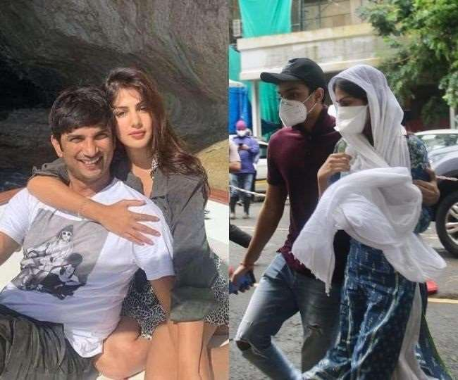 Sushant Singh Rajput Death Case Updates: Rhea Chakraborty, family appear before ED for 2nd time