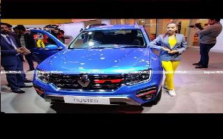 Renault 2020 Duster Turbo launched in India; check price, specifications..