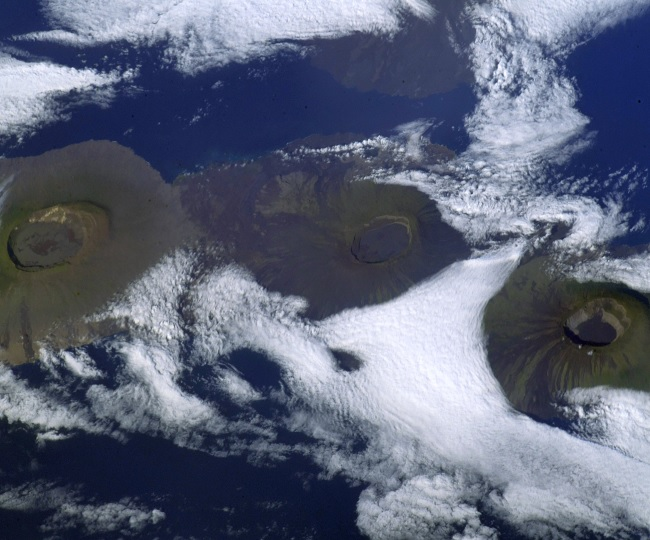 See Pics: Galapagos Islands from space look stunning in these photos