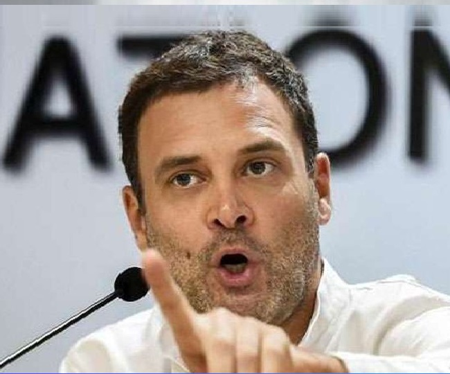 Govt 'scared' of China, India to pay huge price due to PM Modi's 'lack of courage': Rahul Gandhi