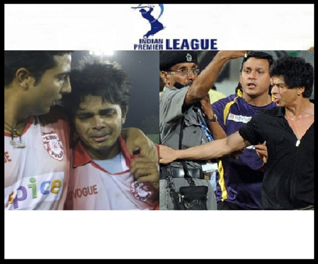 IPL 2020: From slap gate to spot-fixing, top 5 IPL controversies of all time