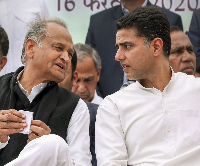 'Spirit of forget-and-forgive': Gehlot reiterates 'move on' remark amid speculations of meeting Pilot today